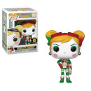 My Geek Box Exclusive DC Bombshells Holiday Harley Pop! Vinyl Figur