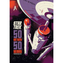 Star Trek - 50 Artists 50 Years (Hardback)