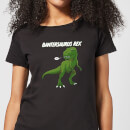 Bantersaurus Rex Women's T-Shirt - Black