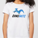 Dino Mite Women's T-Shirt - White