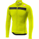 Castelli Puro 3 Jersey - Yellow Fluo - S