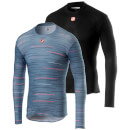 Castelli Prosecco Long Sleeved Baselayer - Black