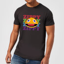 T-Shirt Homme Zippy Club Rainbow - Noir