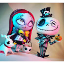 Miss Mindy Jack Skellington Vinyl Figurine