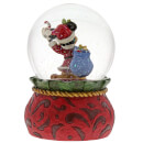 Disney Traditions Bringing Holiday Cheer Santa Mickey Mouse Waterball
