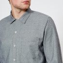 Universal Works Men's Garage Shirt - Navy