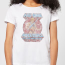He-Man Faded Women's T-Shirt - White
