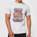 He-Man Distressed Men's T-Shirt - Grey
