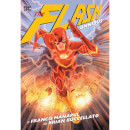 DC Comics Flash by Manapul and Buccellato Omnibus Hardcover