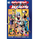 DC Comics Harley Quinn's Gang of Harleys Book