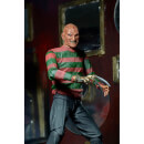 "NECA Nightmare On Elm Street 7"""" Action Figure Ultimate Dream Warriors Freddy"