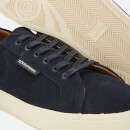 Superga Men's 2804 Sueu Trainers - Blue Navy