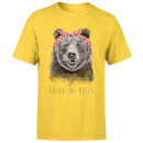 Break The Rules Men's T-Shirt - Yellow