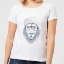 Balazs Solti Lion Women's T-Shirt - White