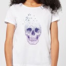 Lost Mind Women's T-Shirt - White