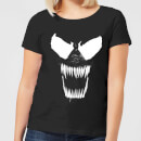 Venom Bare Teeth Dames T-shirt - Zwart