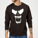 Venom Bare Teeth Sweatshirt - Black