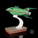 Futurama Planet Express Ship Master Series Statue