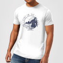 Native Shore Surf Or Die Men's T-Shirt - White