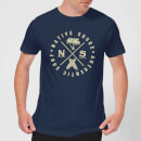 Native Shore Authentic Surf Circle Men's T-Shirt - Navy