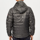 Canada Goose Men's Lodge Hooded Jacket - Graphite/Black