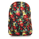 Loungefly Disney Beauty and the Beast Belle Roses AOP Backpack