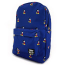 Loungefly Disney Mickey Mouse AOP Nylon Backpack