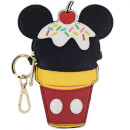 Monedero Cono Helado - Loungefly Disney - Mickey Mouse