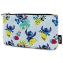 Loungefly Disney Stitch Scrump Fruit AOP Pencil Case