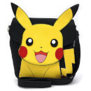 Loungefly Pokémon Pikachu Face Cross Body Bag