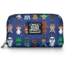 Loungefly Star Wars Baby Character AOP Print Wallet