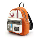 Loungefly Star Wars Rebel Cosplay Mini Backpack