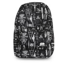 Loungefly Star Wars The Force Awakens Ship Blueprint Backpack