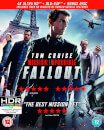 Mission: Impossible - Fallout - 4K Ultra HD (4KUHD + Blu-ray + Bonus Disc)