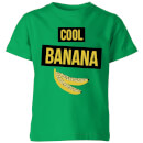 My Little Rascal Cool Banana Kids' T-Shirt - Kelly Green