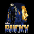 Avengers Bucky Men's T-Shirt - Black