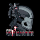 T-Shirt Homme War Machine Avengers - Noir
