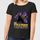 Avengers Thanos Women's T-Shirt - Black