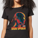 Avengers Iron Spider Women's T-Shirt - Black