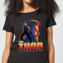 Avengers Thor Women's T-Shirt - Black