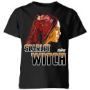 Avengers Scarlet Witch Kids' T-Shirt - Black