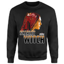 Avengers Scarlet Witch Sweatshirt - Black