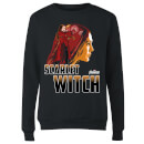 Avengers Scarlet Witch Women's Sweatshirt - Black