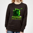 Avengers Mantis Women's Sweatshirt - Black