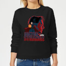 Avengers Doctor Strange Women's Sweatshirt - Black
