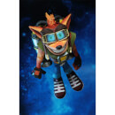 Figurine Crash avec Jet Pack NECA Crash Bandicoot Deluxe 18 cm