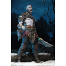 NECA God of War (2018) Ultimate Kratos and Atreus 7 Inch Scale Action Figures (2 Pack)