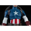 Figurine Captain America Échelle 1/6 Sideshow Collectibles Marvel Comics 30 cm