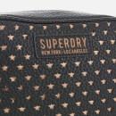300a47491 Superdry Women's Delwen Star Perf Cross Body Bag - Black/Rose Gold ...