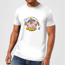 Bullseye Can't Beat A Bit Of Bully Men's T-Shirt - White
